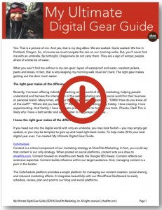 My Ultimate Digital Gear Guide