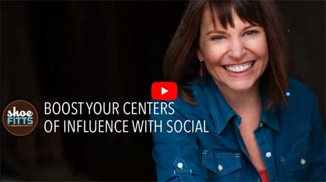 Boost Your Centers of Influence with Social