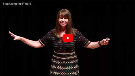 Sheri Fitts - Stop Using the F Word