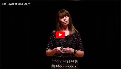 Sheri Fitts speech - The Power of Your Story